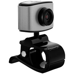 Canyon 720P HD webcam with USB2.0. connector, 360° rotary view scope, 2.0Mega pixels