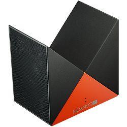 Canyon Transformer Bluetooth Speaker, BT V4.1, BEKEN BK3254, 360 degree rotation, Built in microphone, TF card support, 3.5mm AUX, micro-USB port, 800mAh polymer battery, grey-orange.