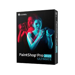 Corel PaintShop Pro 2019 Ultimate - DVD BOX