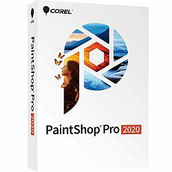 Corel PaintShop Pro 2020 - elektronička trajna licenca