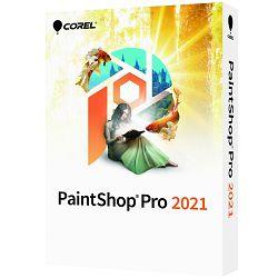 Corel PaintShop Pro 2021 Corporate Edition - elektronička trajna licenca