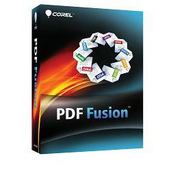 Corel PDF Fusion - elektronička trajna licenca