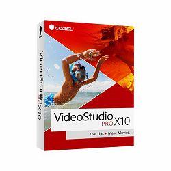 Corel VideoStudio Pro X10 Elektronička licenca