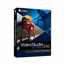 Corel VideoStudio Pro X10 Ultimate DVD BOX