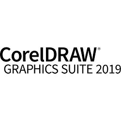 CorelDRAW Graphics Suite 2019 Enterprise Upgrade License - includes 1 year CorelSure Maintenance (Government) Windows/Mac