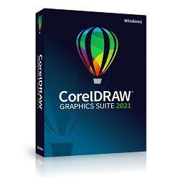 CorelDRAW Graphics Suite 2021 Enterprise Win/Mac - elektronička trajna licenca s uključenim jednogodišnjim održavanjem