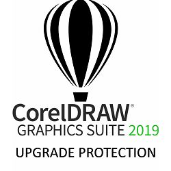 CorelDRAW Graphics Suite Business Upgrade Protection Program (1 Year) Mac, 1st Year only