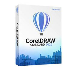 CorelDRAW Standard 2020 - elektronička trajna licenca - Windows