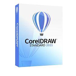 CorelDRAW Standard 2021 Education - elektronička trajna licenca - Windows