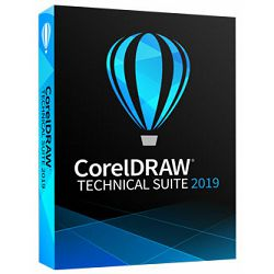 CorelDRAW Technical Suite Single User Business Upgrade Protection Program 1 Year (1st Year only)