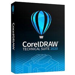 CorelDRAW Technical Suite 2020 Business - elektronička trajna licenca