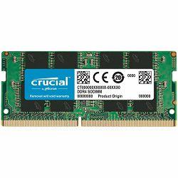 Crucial DRAM 16GB DDR4-2666 SODIMM, EAN: 649528903563