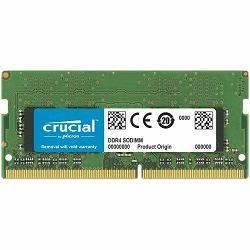 Crucial DRAM 32GB DDR4-2666 SODIMM 1.2V CL19, EAN: 649528821188