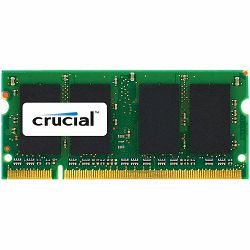 Crucial RAM 4GB DDR3 1600 MT/s (PC3-12800) CL11 SODIMM 204pin 1.35V/1.5V for Mac