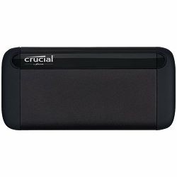 CRUCIAL X8 500GB Portable SSD USB 3.1 Gen-2 Up to 1050MB/s