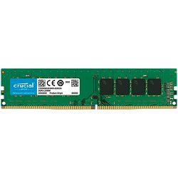Crucial DRAM 8GB DDR4 3200 MT/s (PC4-25600) CL22 SR x8 Unbuffered DIMM 288pin, EAN: 649528790088