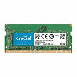 Crucial DRAM 8GB DDR4 2400 MT/s (PC4-19200) CL17 SR x8 Unbuffered SODIMM 260pin for Mac, EAN: 649528783295