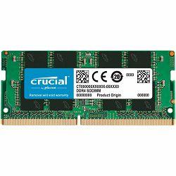 Crucial DRAM 8GB DDR4-3200 SODIMM, EAN: 649528903525