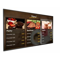 Dahua LDH55-TAI200, multimedijalni unutarnji zidni reklamni panel 55