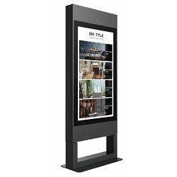Dahua LDV43-HAO200, multimedijalni vanjski samostojeći reklamni panel 43