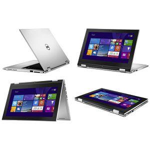DELL Inspiron 3148 - Intel i3-4010 1.7GHz, 11.6 inch HD Touch, 1x4GB RAM, 500GB HDD, Windows 8.1, N0145