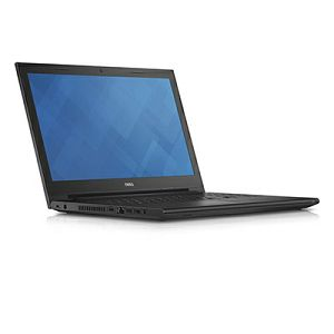 DELL Inspiron 3542 - Intel Pentium-3558U 1.7GHz / 15,6 inch HD / GF820 / 4GB RAM / 500GB HDD / DVDRW /D1705 wlan / BT / Battery 4 cell / Camera / Linux / BLACK, N0434