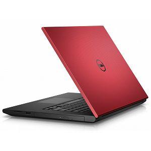 DELL Notebook Inspiron 3543 15.6 HD  (1366 x 768), Intel Core i5-5200U (3M, up to 2.7 GHz), 8GB DDR3L 1600MHz , 1TB SATA, NVIDIA GeForce 820M 2GB DDR3L, DVDRW, WiFi N170, Bluetooth, CRO Keyboard, Li