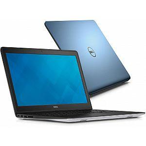 DELL Notebook Inspiron 5547 15.6 LED (1366 x 768), Intel Core i5-4210U (4M, 2.7 GHz), 8GB DDR3 RAM, 1TB HDD, AMD Radeon R7 M265 2GB, noDVD, Wi-Fi Centrino AC 3160, BT 4.0, Ubuntu, Blue, 3Y