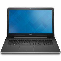 DELL Notebook Inspiron 5759 17.3 FHD (1920 x 1080) TOUCH, Intel Core i7-6500U(4M, up to 3.10 GHz), 16GB, 2TB, Radeon R5 M335 4GB, DVDRW, WiFi, BT, RJ-45, WiDi, HDCam, Mic, USB 3.0, 2xUSB 2.0, HDMI,
