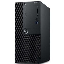 Dell OptiPlex 3060 MT - Intel i3-8100 3.6GHz / 4GB RAM / SSD 256GB / Intel UHD 630 / Windows 10 Pro / Dell USB keyboard & mouse