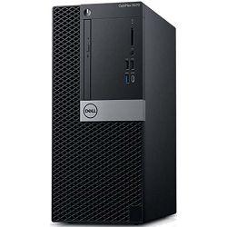 Dell OptiPlex 5070 MT - Intel i5-9500 4.4GHz / 8GB RAM / m.2-PCIe SSD 256GB / Intel UHD 630 / Windows 10 Pro / DELL tipkovnica i miš