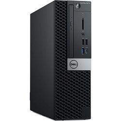 Dell OptiPlex 5070 SFF - Intel i5-9500 4.4GHz / 8GB RAM / m.2-PCIe SSD 256GB / Intel UHD 630 / VGA-PORT / Ubuntu