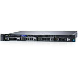 DELL PowerEdge R230, Intel Xeon E3-1220 v5 3.0GHz, 8M cache, 4C/4T, turbo (80W), 8GB UDIMM, 2133MT/s, ECC, 1TB 7.2K RPM Near-Line SAS 12Gbps 2.5in Hot-plug Hard Drive,3.5in, iDRAC8, Basic, PERC H330 R