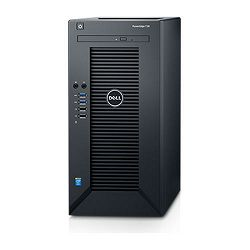 Dell PowerEdge T30 - Intel Xeon E3-1225v5 / 8GB-DDR4 / 1TB-SATA / DVDRW / 3yNBD