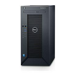 Dell PowerEdge T30 - Intel Xeon E3-1225v5 / 8GB-DDR4 / 2x1TB-SATA / DVDRW + Windows Foundation 2012