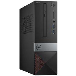 Dell Vostro 3470 SFF - Intel i3-8100 3.6GHz / 4GB RAM / 1TB HDD / Intel UHD 630 / WLAN / Ubuntu / Dell USB keyboard & mouse