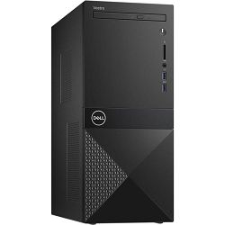 Dell Vostro 3671 MT - Intel Pentium Gold G5420 3.8GHz / 4GB RAM / 1TB HDD / Intel UHD 630 / WLAN / Windows 10 Pro