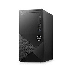 Dell Vostro Desktop 3888,  Intel i5-10400 4.3GHz, 1x8GB RAM, SSD 256GB M.2 PCIe NVMe, Integrated graphics, DVDRW, TPM, WiFi, BT, SD CR, Linux, 3Y