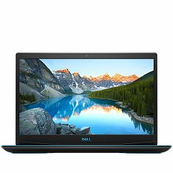 DELL G3 3590 15.6in FHD (1920 x 1080)WVA, Intel Core i7-9750H (12MB, 4.5 GHz, 6 cores), 16GB (2x8GB), m.2 512GB PCIe, 6GB Nvidia GTX 1660Ti, WiFi, BT, HDMI, USB-C(DP), USB 3.1, 2x USB 2.0, RJ-45, CR,