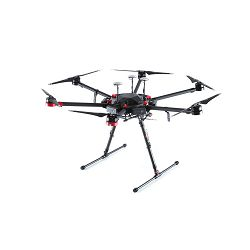 DJI Matrice 600 PRO modularni dron sextocopter flying platform for professional aerial photography CP.SB.000307