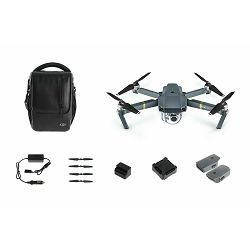 DJI Mavic Pro Fly More Combo - sklopivi dron quadcopter s 4K kamerom i gimbal stabilizatorom CP.PT.000640