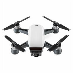 DJI Spark Alpine White 50km/h bijeli dron za snimanje iz zraka s 2-axis gimbal stabilizatorom i 12MP kamerom CP.PT.000741