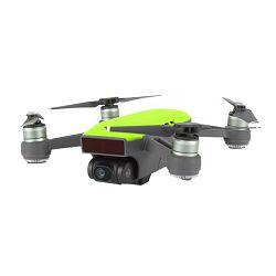 DJI Spark Fly More Combo Meadow Green 50km/h zeleni dron za snimanje iz zraka s 2-axis gimbal stabilizatorom i 12MP kamerom CP.PT.000893