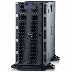 Dell EMC PowerEdge T330 8x 3.5 Hot-plug, Intel Xeon E3-1220 v6 3.0GHz, 8M cache, 4C/4T, turbo (72W), 8GB 2666MT/s DDR4, 1TB 7.2K RPM SATA, Dual Hot-plug RPS (1+1) 495W,  PERC H330 RAID, iDRAC8 Express