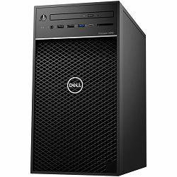 DELL Precision T3640 - Intel i7-10700 4.8GHz, 16GB RAM, HDD 2TB, M.2 512GB PCIe NVMe SSD, Intel Integr., SD CR, DVDRW, HDMI 2.0, TPM, K+M, Windows 10 Pro, 3Y