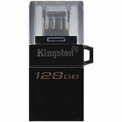 Kingston 128GB DT MicroDuo 3 Gen2 + microUSB (Android/OTG), EAN: 740617306750