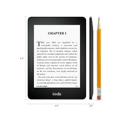 E-Book čitač KINDLE Voyage, 6