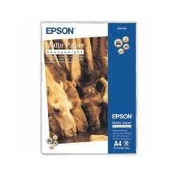 Epson Matte Paper Heavy Weight, DIN A4, 167g/m2, 50 Shee
