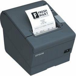 EPSON TM-T88V + PS180 SERIJSKI i USB, crni, C31CA85042