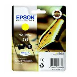 EPSON Tinta WF2010/2520/2530/2540 yellow